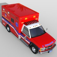 Chevrolet 2500 Ambulance